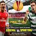 Agen Bola Terpercaya - Prediksi Arsenal Vs Sporting 09 November 2018