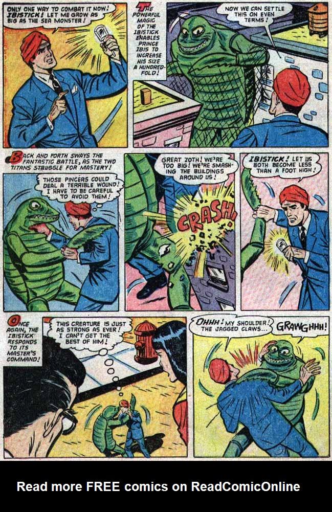 Read online WHIZ Comics comic -  Issue #154 - 20