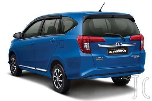 Harga Mobil Daihatsu Sigra Murah Terbaru 2016