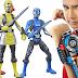 Novos brinquedos de Power Rangers Beast Morphers são revelados
