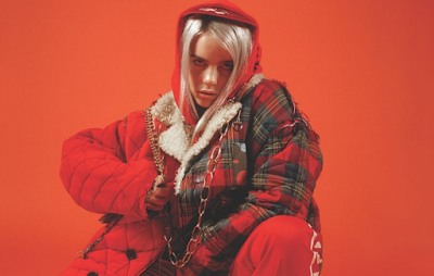 """Lirik Lagu Billie Eilish - Bitches Broken Hearts"""