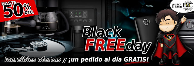 Black Freeday Electrocosto 2016