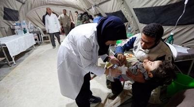 IRAN Thousands Seek Shelter After Iran Quake News