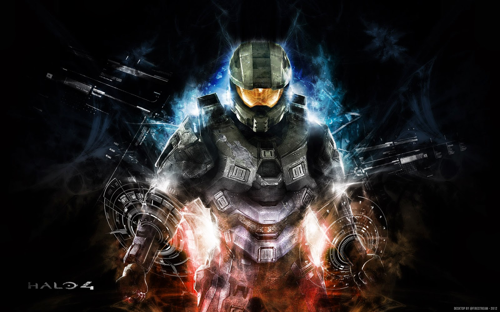 Hd Wallpapers Blog: Halo 4 Master Chief Wallpapers
