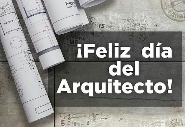 imágenes Feliz da del arquitecto imágenes