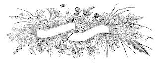digital banner clipart download design label vintage