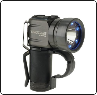 Tomahawk MC Tactical Flashlight