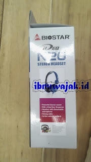 review headset biostar ideq n20