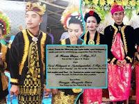 Heboh Pria Asal Lombok Nikahi 2 Wanita Dalam Satu Resepsi, Netizen Malah Bingung Malam Pertamanya