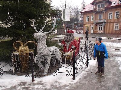 świąteczny wyjazd do Szczawnicy
