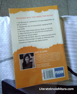 soyouthinkyoucanwrite by aivan reigh vivero rear cover