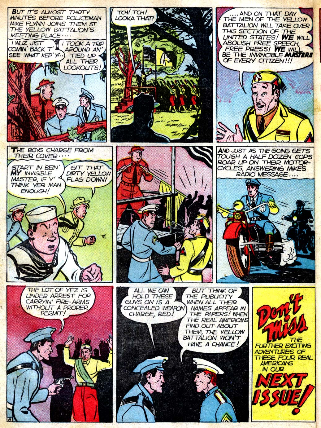 Read online All-American Comics (1939) comic -  Issue #5 - 10