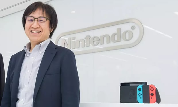 Shuntaro Furukawa assumirá presidência da Nintendo em junho