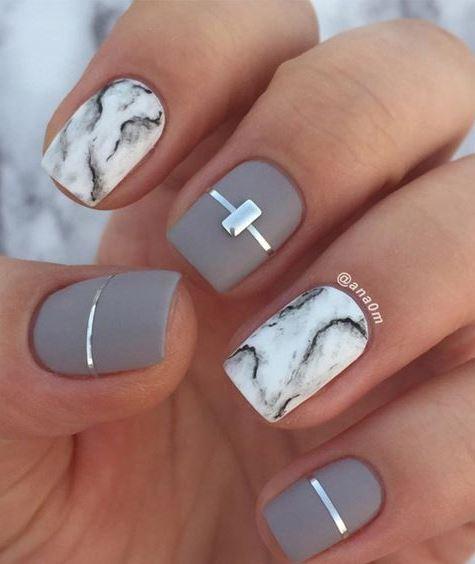 Pretty and Unique Nail Art Designs