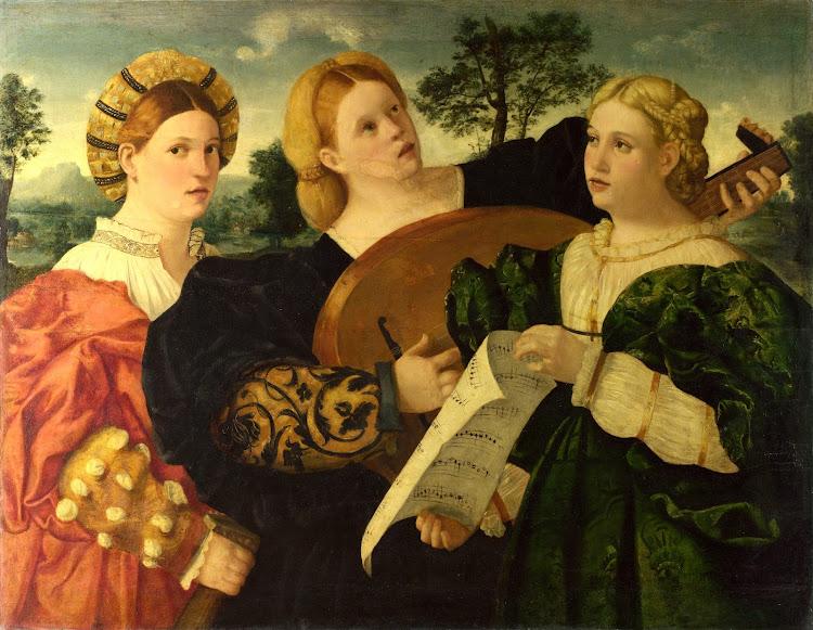 Italian, Venetian - A Concert