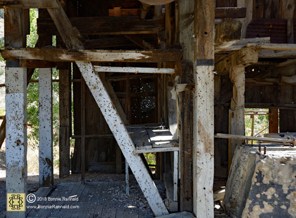 Looking inside the Chemung Mill