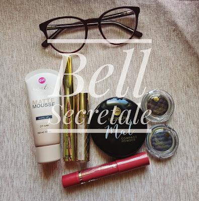 Bell Secretale - kosmetyki na każdą kieszeń