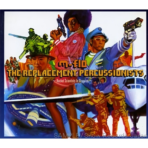 Download THE REPLACEMENT PERCUSSIONISTS Flac, Lossless, Hi-res, Aac m4a, mp3, rar/zip