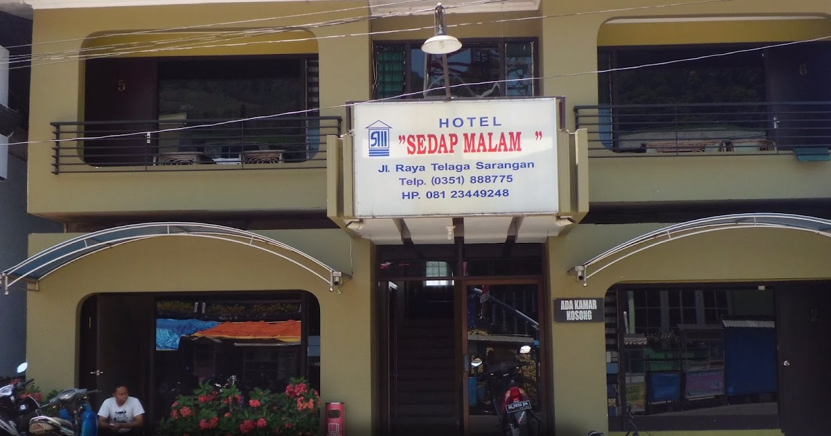 Image result for hotel sedap malam sarangan