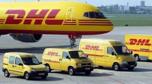 """للحاصلين على رخص السياقة """"B,C,E,D.."""" والراغبين بالعمل مع شركة النقل والتوصيل DHL هذه الاستمارة الإلكترونية لتوظيف السائقين"""