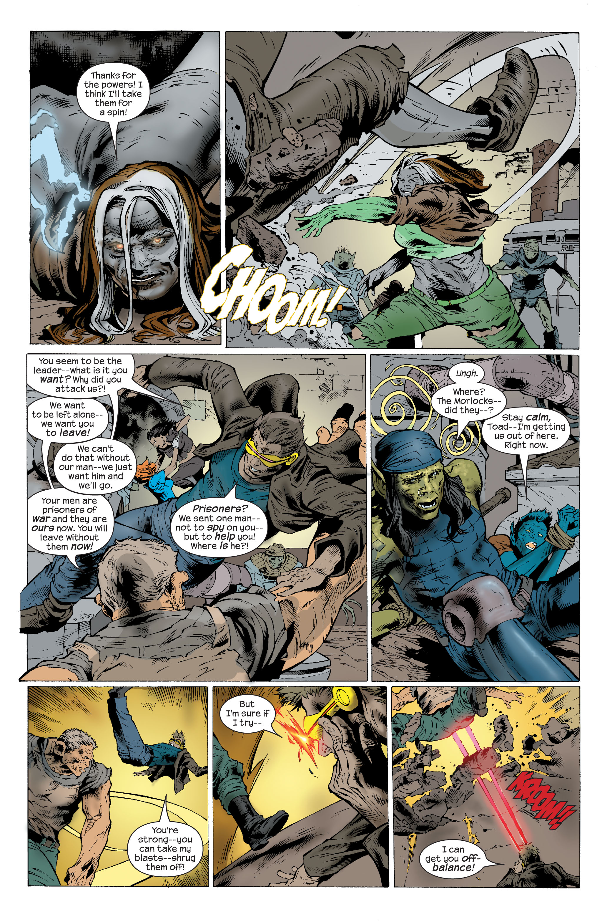 Read online Ultimate X-Men comic -  Issue #83 - 10