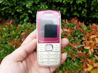 Hape Jadul Nokia 1650 Seken Mulus Phonebook 500 FM Radio