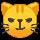 Evil Cat emoji