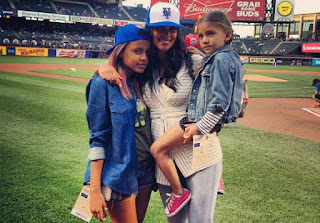 Rachel Roy Damon Dash Daughters Tallulah Ruth and Ava