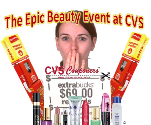 CVS Epic Beauty Event