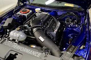 2016 Mustang Jet Cobra Drag Race Car Engine