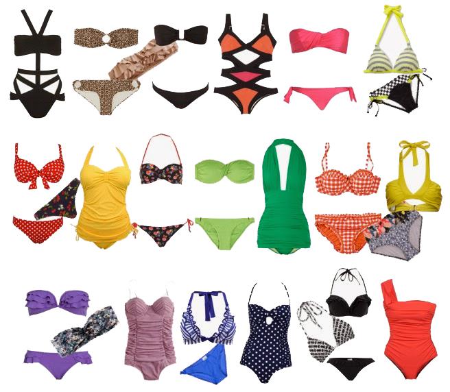 7753cdc0dc7 Rachel´s Fashion Room  Elegir el traje de baño ideal según tu silueta