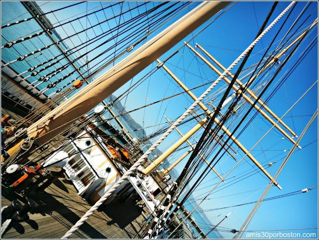 Balclutha en el Hyde St Pier