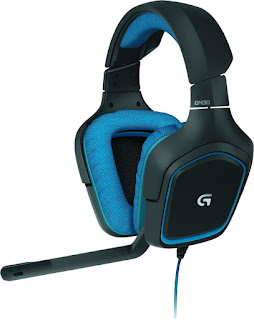Best PC / PS4 gaming headset Logitech –  friday deals £33.99 compatible Windows 8, Windows Vista , windows 7