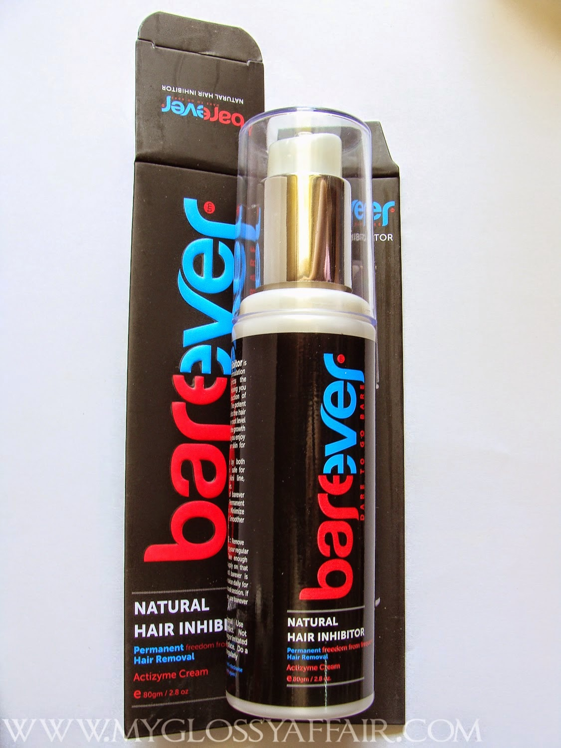 Barever Natural Hair Growth Inhibitor