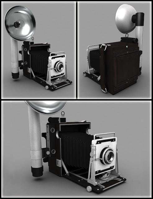 Reporter Equipment