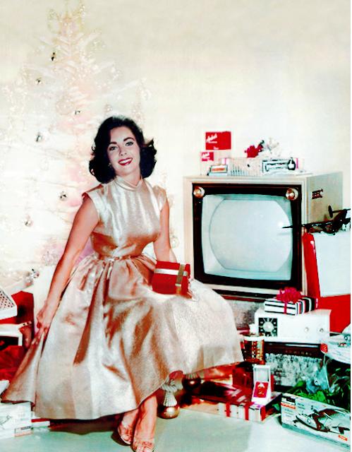 Elizabeth Taylor navidad