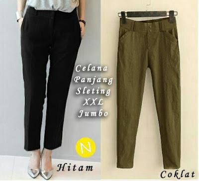 Jual Celana Panjang Jumbo Pants - 12257