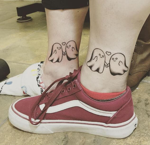 Matching Tattoos for best friends