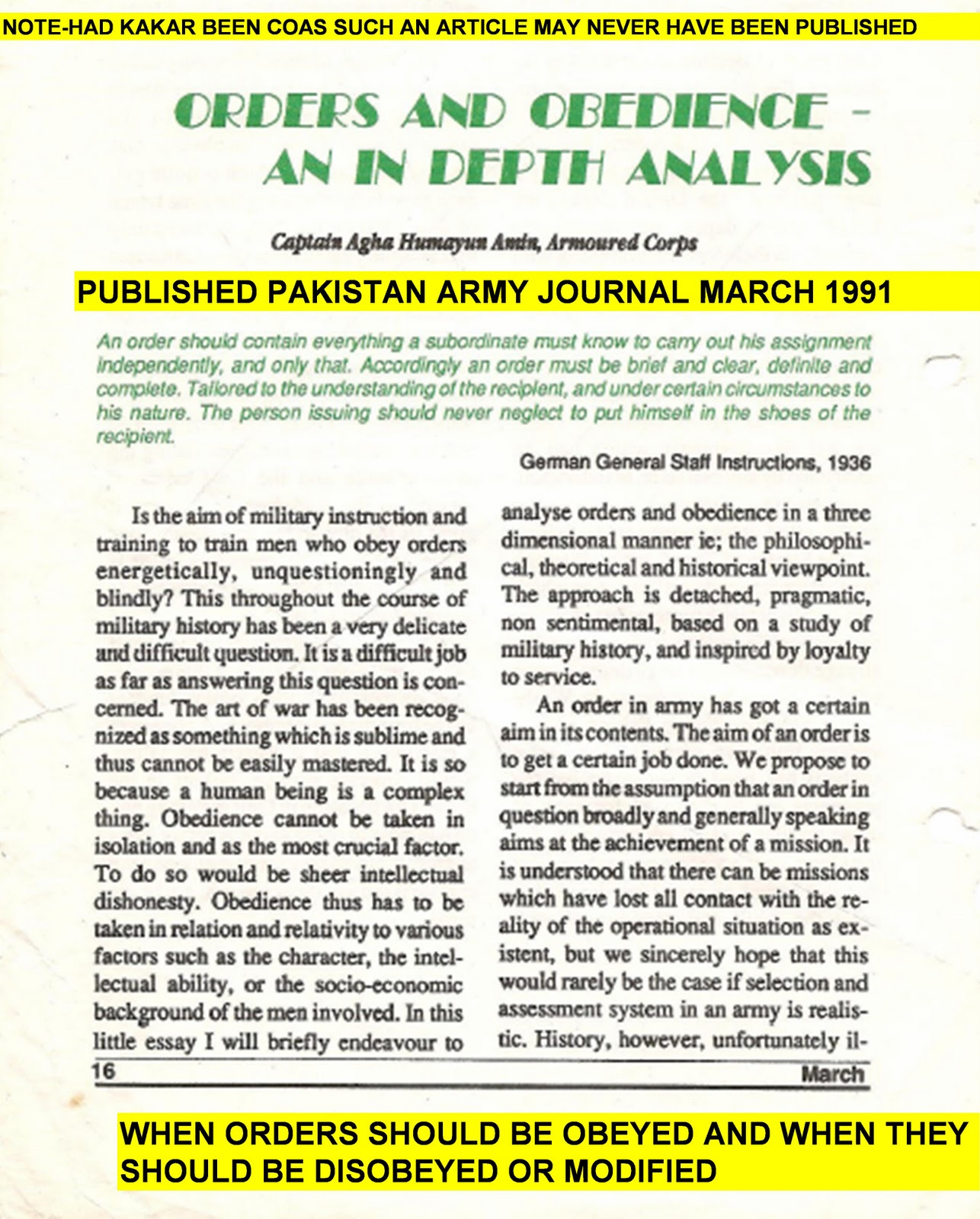 ms branch and the army is biggest conspiracy against originalty dynamism and boldness