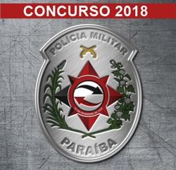 Concurso PM-PB 2018 - Polícia Militar da Paraíba