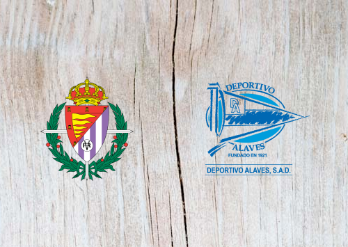 Real Valladolid vs Alaves - Highlights 16 September 2018