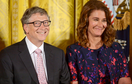 billgates and melinda