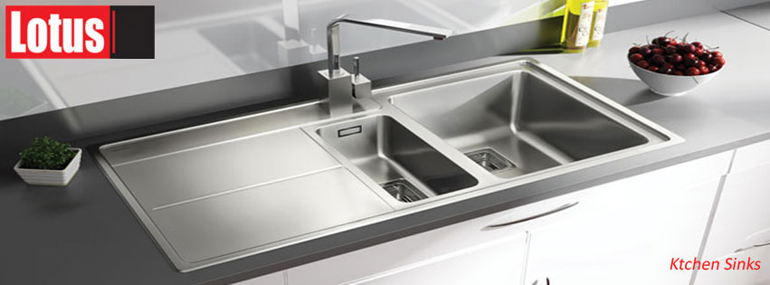Franke Sinks India : Kitchen Sinks : Stainless Steel Kitchen Sinks Online in India, Lotus ...