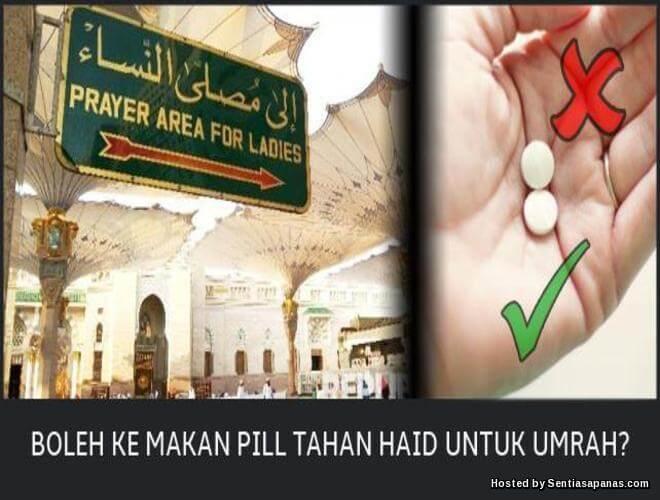 Apakah Hukum Makan Ubat Penahan Haid Untuk Puasa Penuh Di Bulan Ramadhan?