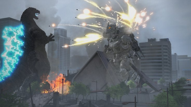 Análise: Godzilla (PS3/PS4) – Controle o lagartão e destrua cidades  genéricas e sem vida - PlayStation Blast