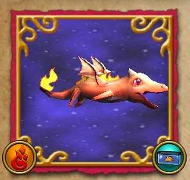 Dragonling Fish