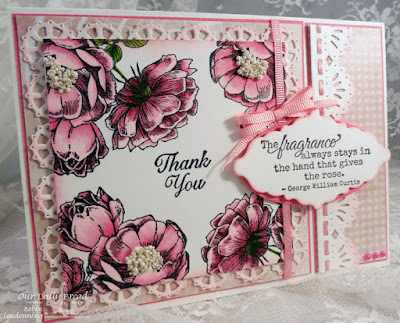 Our Daily Bread Designs, Fragrance, Ornate Frame Sentiments, Layered Lacey Squares, Beautiful Borders, Ornate Borders and Flowers, Shabby Rose Collection, Designed by Robin Clendenning