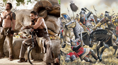 GET TO KNOW WHO THE REAL DOTHRAKI OF G.O.T ARE