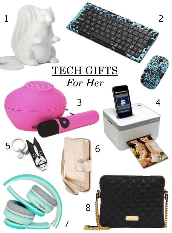 Holiday Tech Gifts For Women