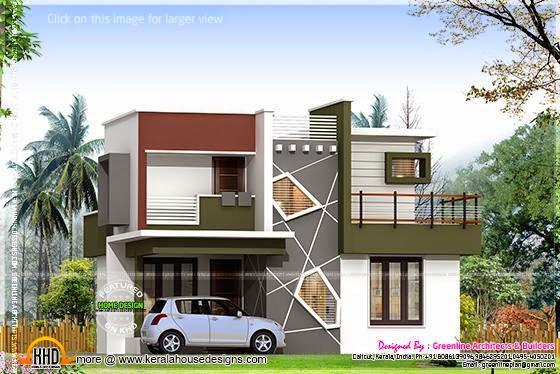 Low budget villa Kerala